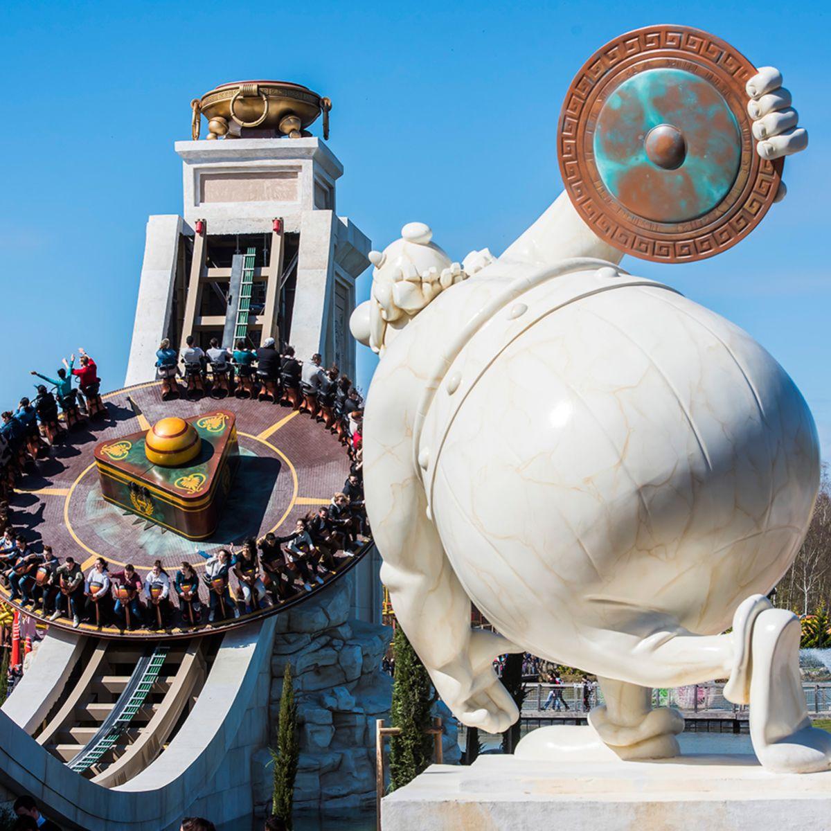 Une virée dans un parc d'attractions : bonne ou mauvaise idée?