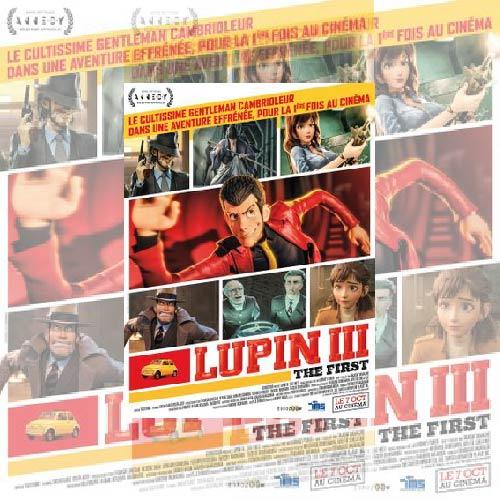 Lupin III : The First