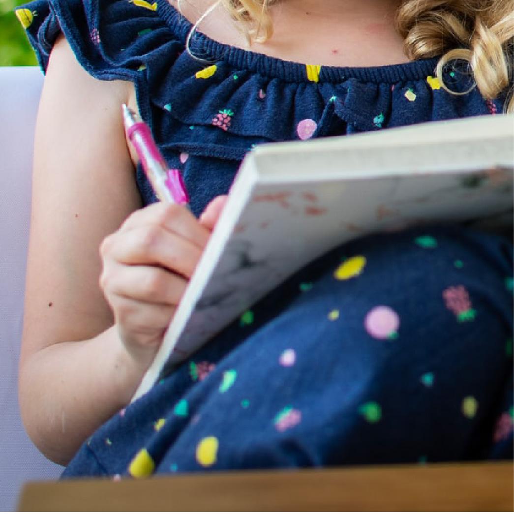 Apprendre à ses enfants à écrire en s'amusant