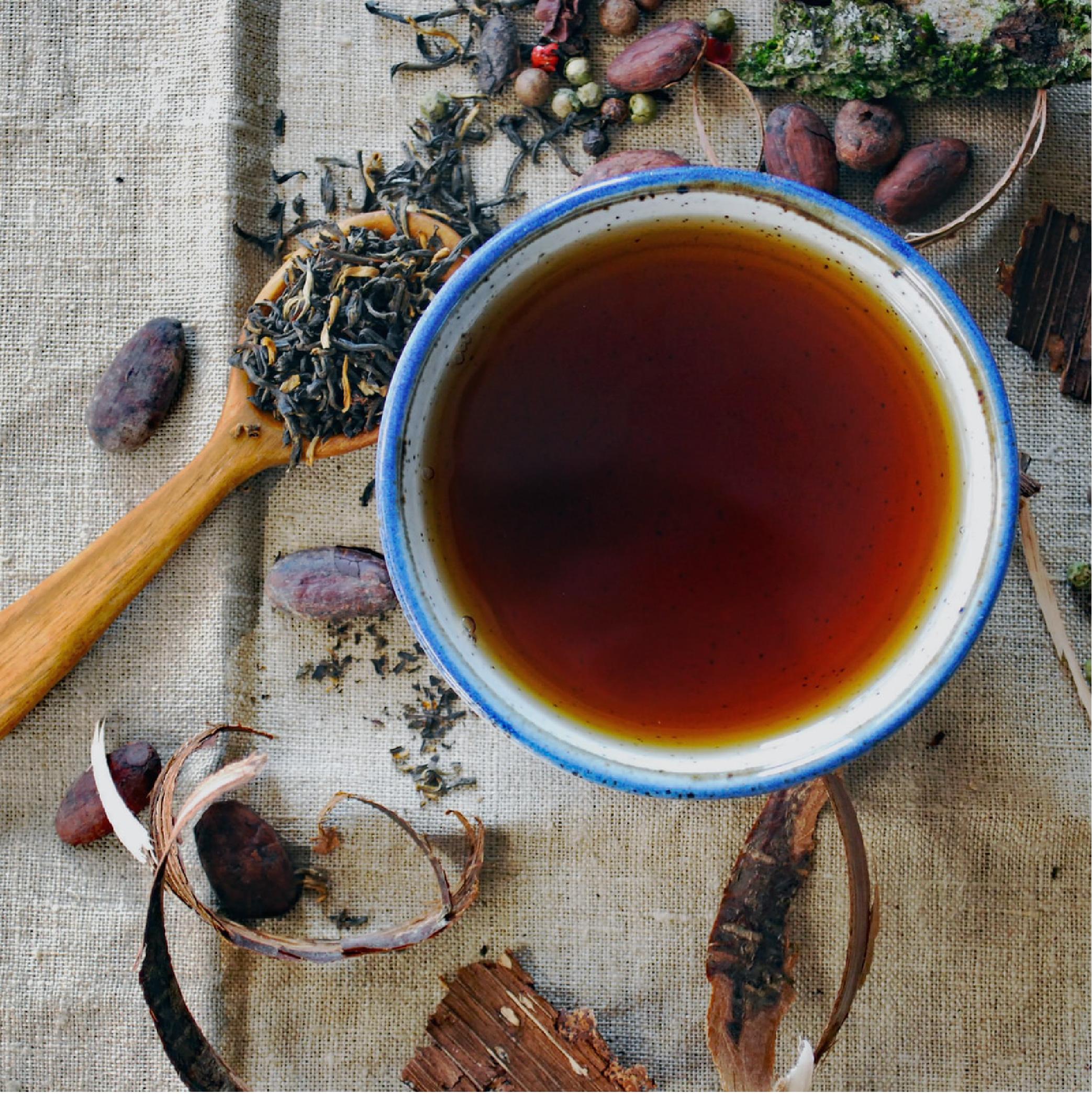 Le thé, de A à Z