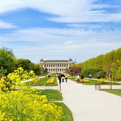 Le Jardin des Plantes - Muséum national d'histoire naturelle