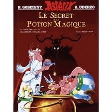 Astérix - La BD du film : Le secret de la potion magique