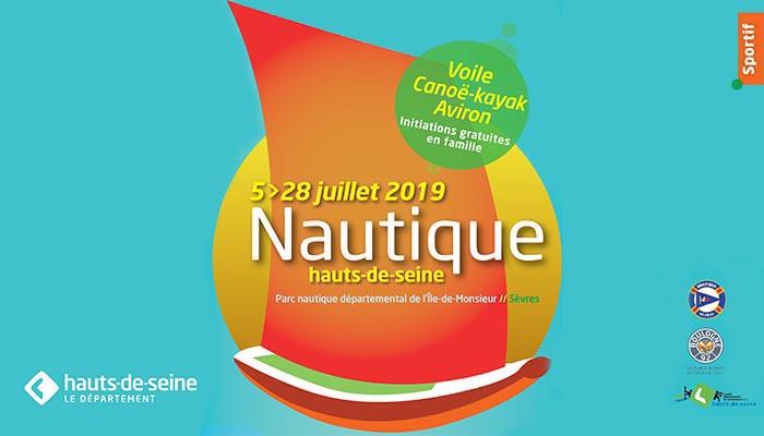 Nautique Hauts-de-Seine : prenez le large !
