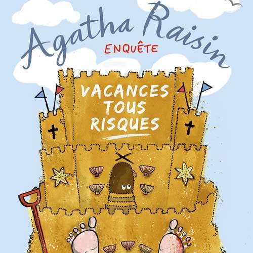 Notre coup de coeur de l'été : Les enquêtes d'Agatha Raisin