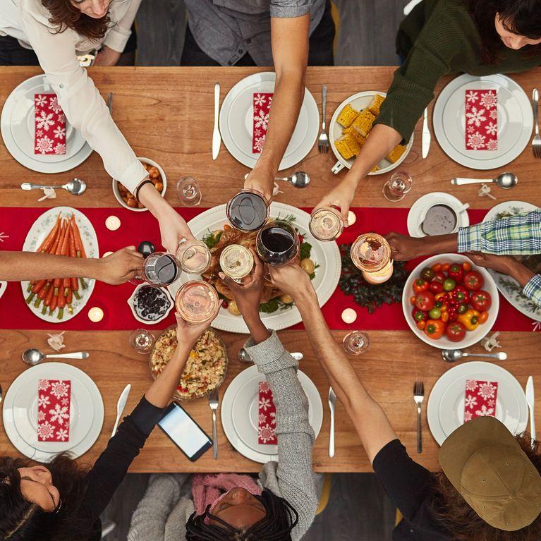 Idée de menu à partager entre amis