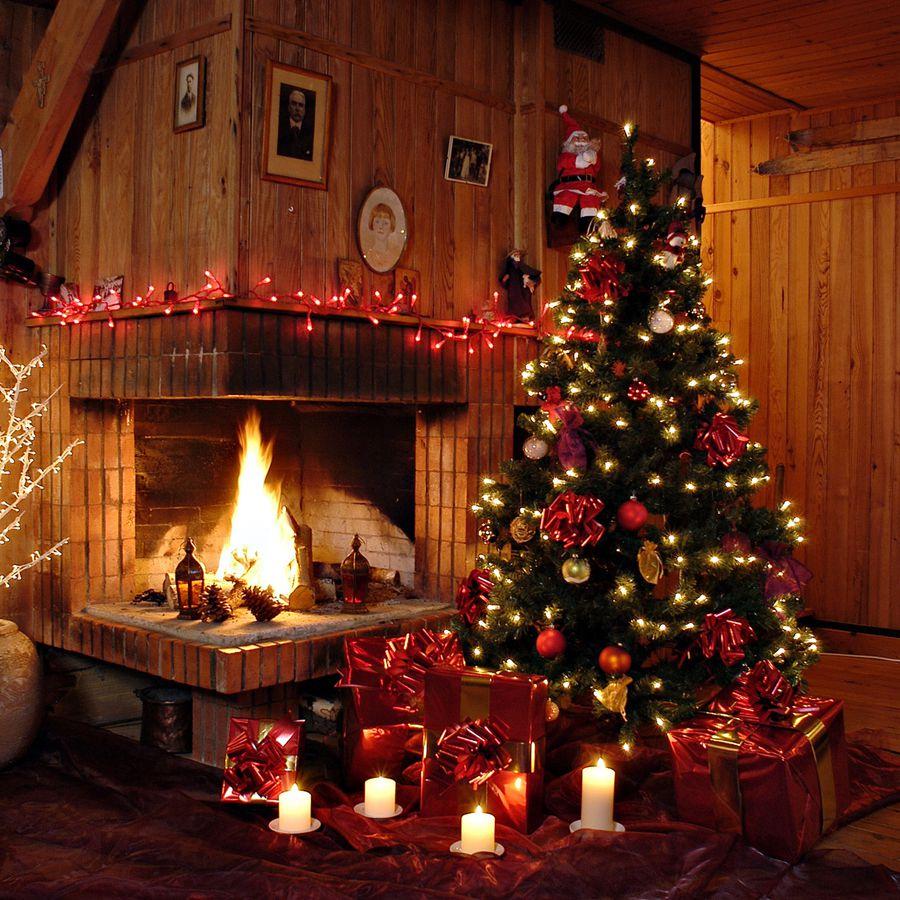 Décoration de Noël, fait maison