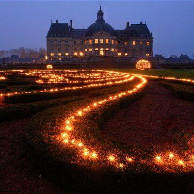 Noël au Château de Vaux le Vicompte