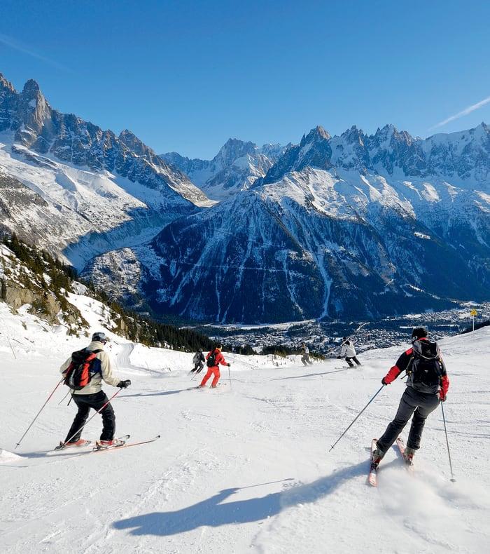 Faire du ski sans se ruiner