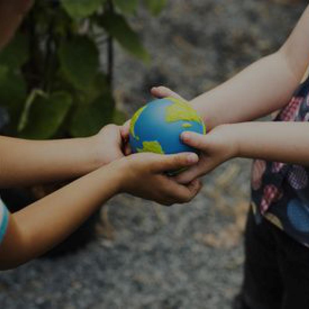 Sensibilisons les enfants à l'écologie