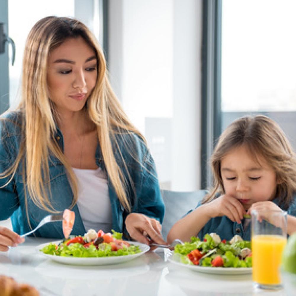 Vive les repas en famille !