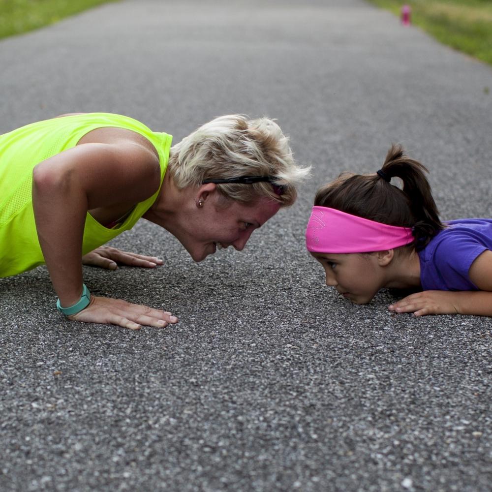 Faire du sport avec mes enfants,  un bienfait pour la famille!