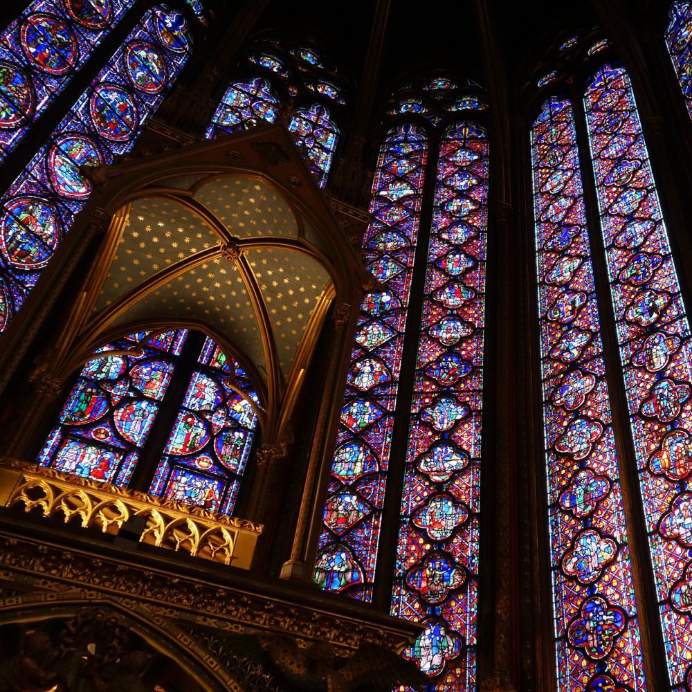 Visitez la Sainte-Chapelle avec vos enfants !