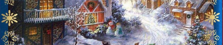 Balade à la découverte des belles décorations de fêtes